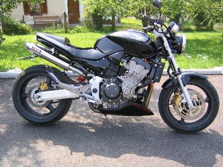 big bike custom n 1 m nchen honda hornet 900